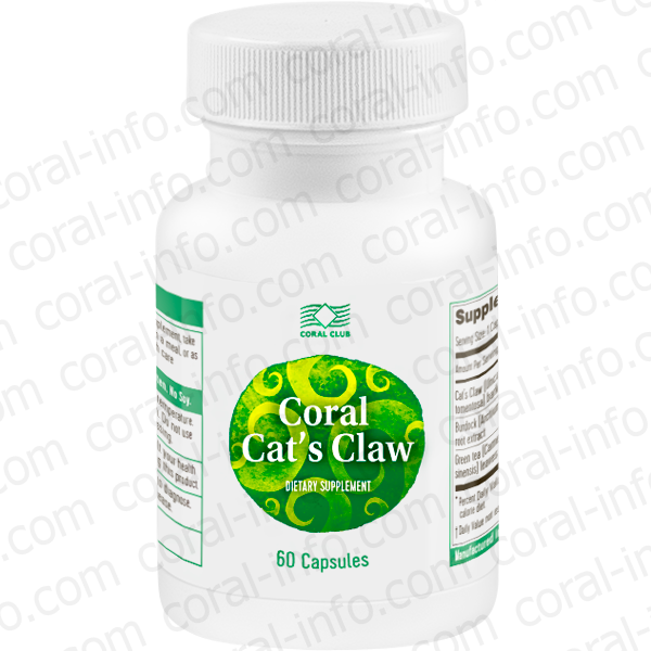 Coral-Cat's-Claw
